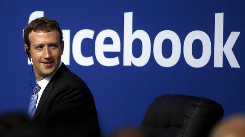 Mark Zuckerberg - fundador do facebook
