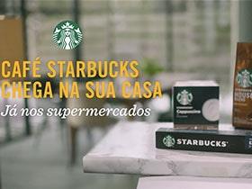 Starbucks – Locutora Comercial