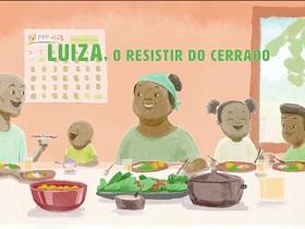Luiza, o Resistir do Cerrado – Locução Institucional